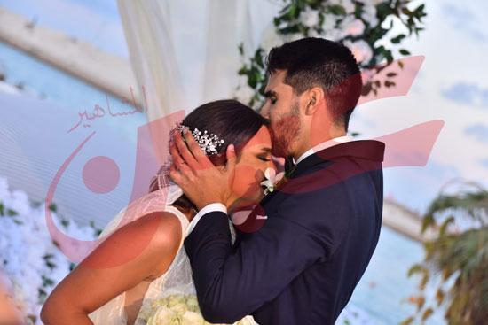 زفاف أمينة طنطاوي وياسين الكرارجي (22)