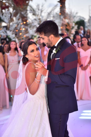 زفاف أمينة طنطاوي وياسين الكرارجي (21)