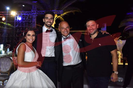 زفاف أمينة طنطاوي وياسين الكرارجي (1)