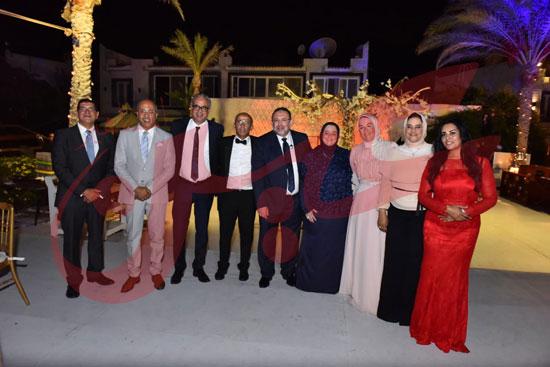 زفاف أمينة طنطاوي وياسين الكرارجي (8)