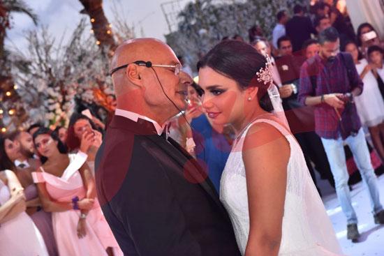 زفاف أمينة طنطاوي وياسين الكرارجي (18)
