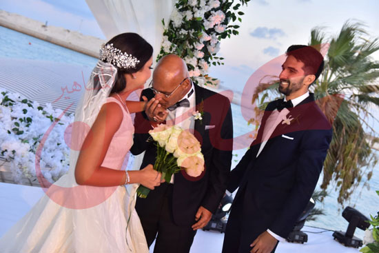 زفاف أمينة طنطاوي وياسين الكرارجي (23)