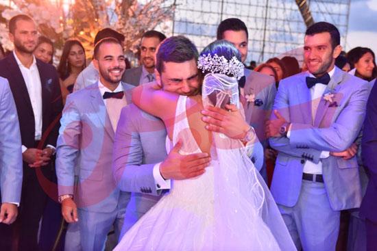 زفاف أمينة طنطاوي وياسين الكرارجي (16)