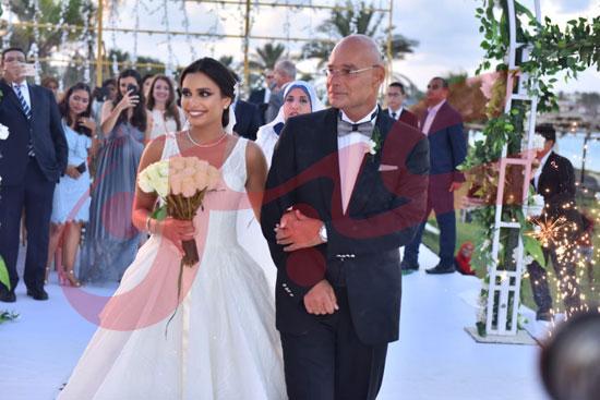 زفاف أمينة طنطاوي وياسين الكرارجي (25)