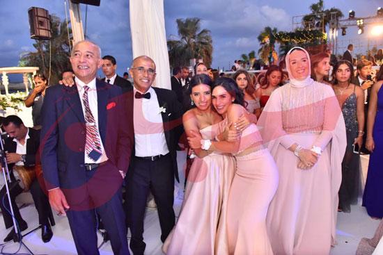زفاف أمينة طنطاوي وياسين الكرارجي (15)