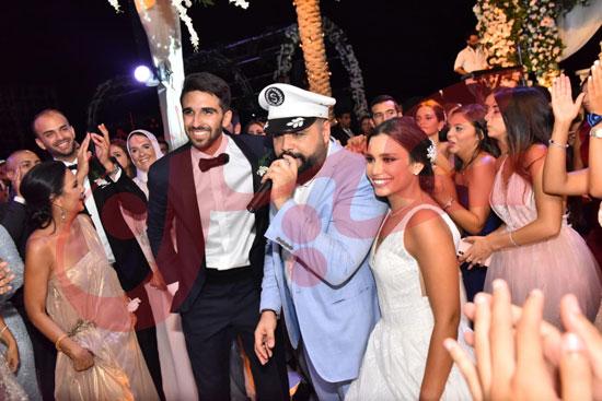 زفاف أمينة طنطاوي وياسين الكرارجي (11)