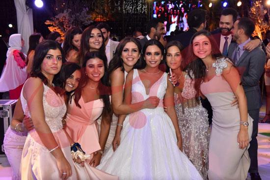 زفاف أمينة طنطاوي وياسين الكرارجي (7)