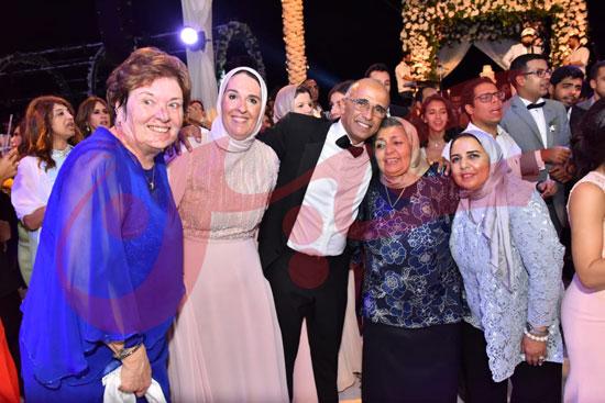 زفاف أمينة طنطاوي وياسين الكرارجي (10)