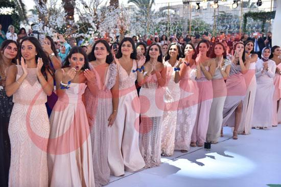 زفاف أمينة طنطاوي وياسين الكرارجي (24)