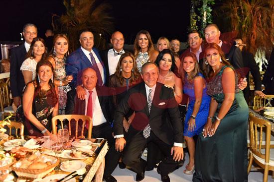 زفاف أمينة طنطاوي وياسين الكرارجي (14)