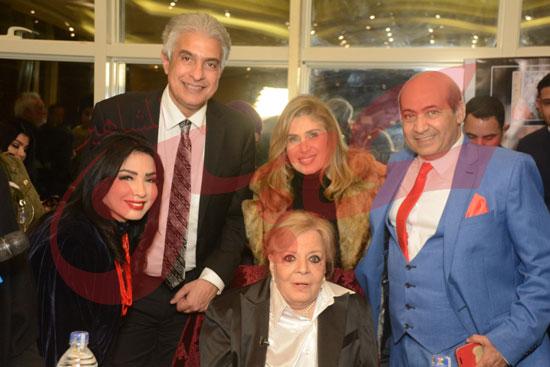 تكريم نادية لطفى (11)