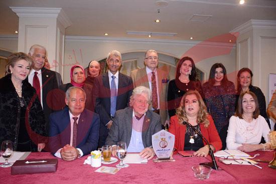 ندوة حسين فهمى (6)