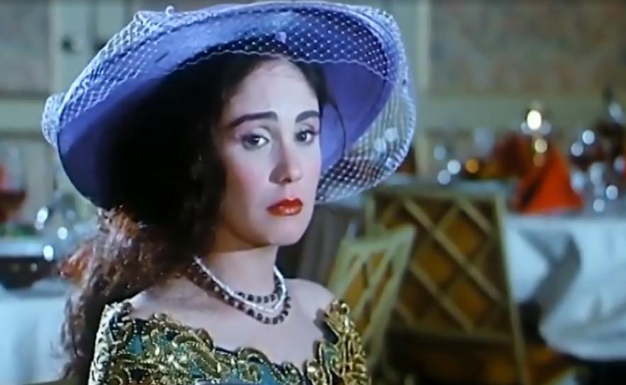 النجمة شيرين في فيلم بخيت و عديلة  (2)