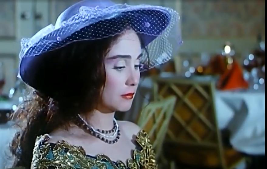 النجمة شيرين في فيلم بخيت و عديلة  (3)