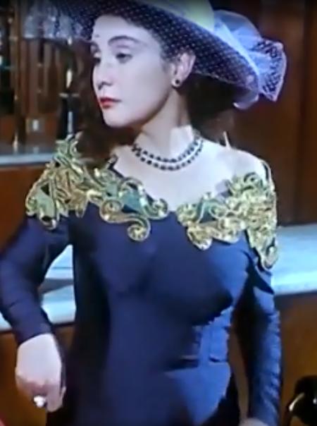 النجمة شيرين في فيلم بخيت و عديلة  (4)
