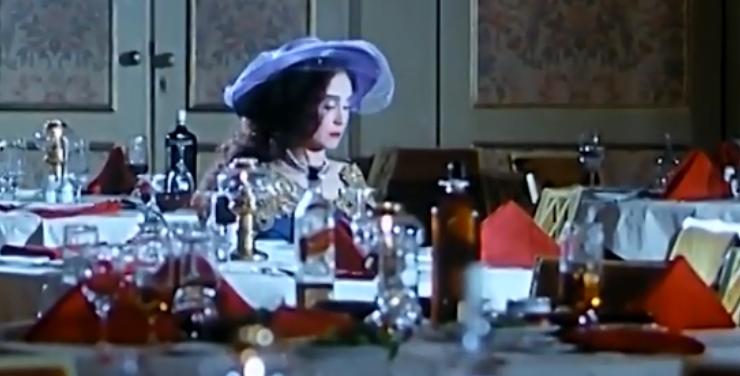النجمة شيرين في فيلم بخيت و عديلة  (5)