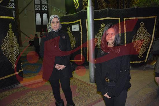 عزاء السيده دريه محمد مشهود (11)