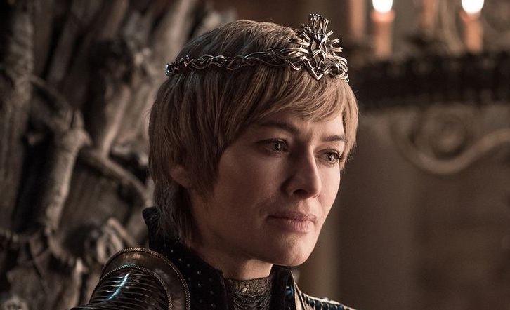 Cersei game of thrones season 8
