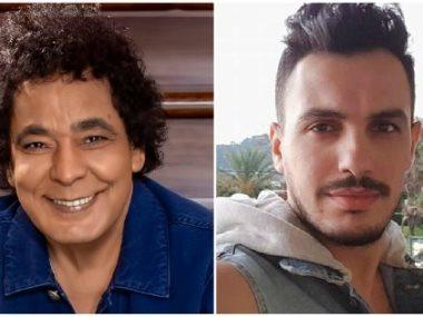 محمد منير وأحمد إبراهيم