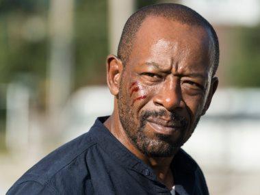 شخصية مورجان جونز فى The Walking Dead