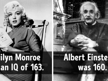 مارلين مونرو و اينشتاين