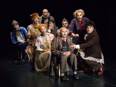 فعاليات مهرجان أيام قرطاج المسرحية