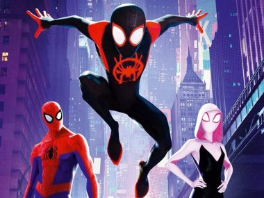 فيلم SPIDERMAN INTO THE SPIDER-VERSE