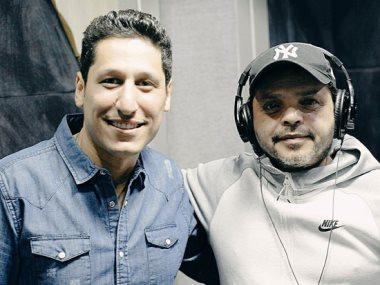 محمد راجح و محمد هنيدى
