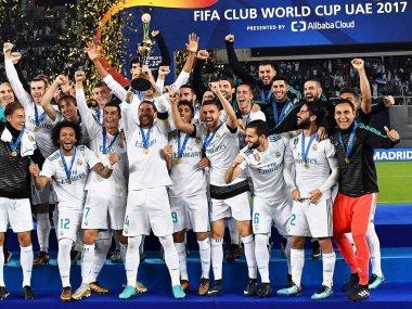ريال مدريد بطل كأس العالم 2017