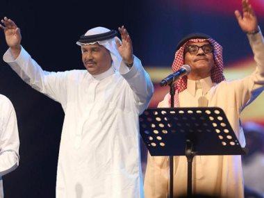 محمد عبده ورابح صقر