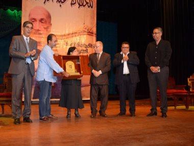 جانب من تكريم الراحل محفوظ عبد الرحمن