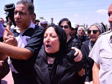 جنازة محفوظ عبد الرحمن