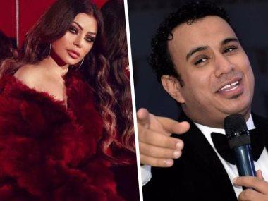 محمود الليثى وهيفاء وهبى