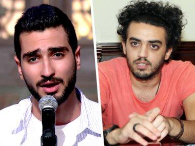 محمد الشرنوبى واسلام جمال
