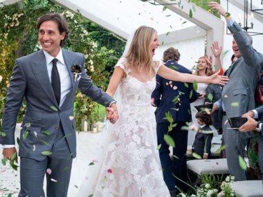 حفل زفاف جوينيث بالترو