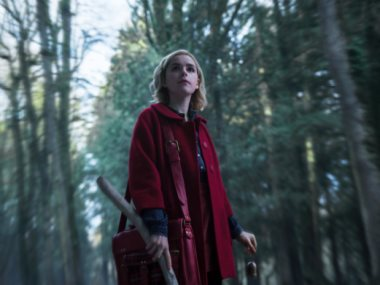 """"""" Chilling Adventures of Sabrina"""""""
