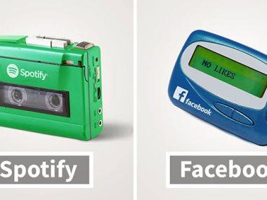 تقنيات حديثة فى ثمانينات القرن الماضى
