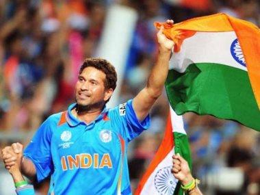 لاعب الكريكت الهندى المتقاعد ساتشين تاندولكار