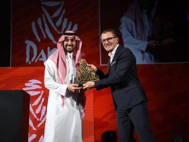 """السعوديه تستضيف """"رالى داكار 2020"""""""