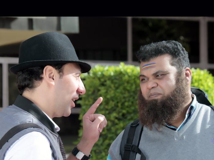 محمد سلام وأحمد فتحى