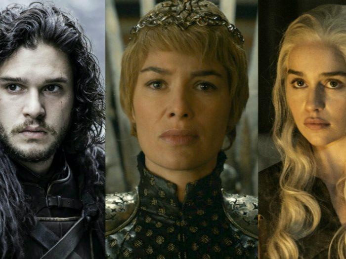 الملوك الثلاثة في Game of Thrones