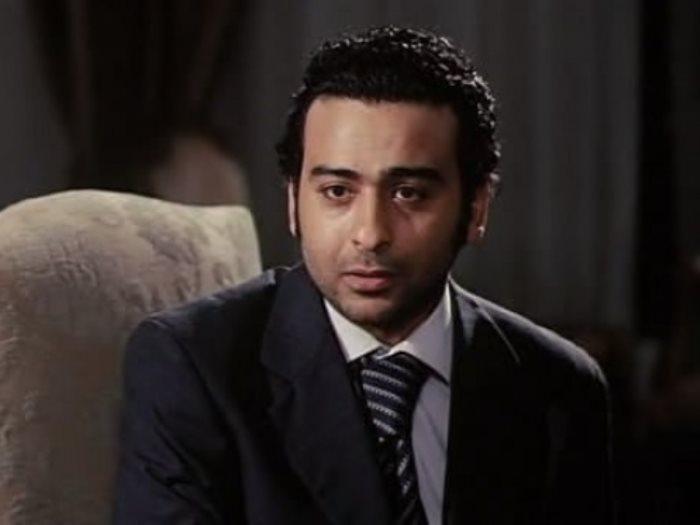 أحمد عزمى: أنتهيت من تصوير 40% فى مشاهدى بـ«الشارع إللى ورانا»