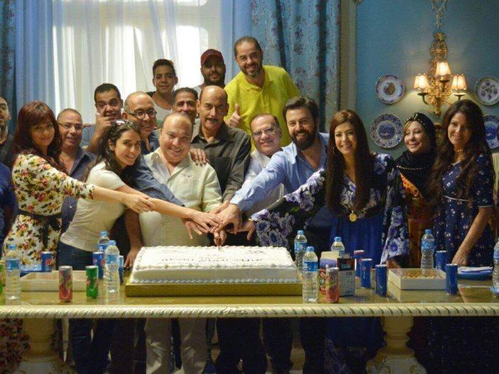 خطة المخرج أحمد شفيق للانتهاء من «عائلة الحاج نعمان» خلال شهر نوفمبر