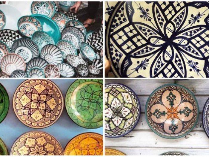 صناعة الفخار فى المغرب