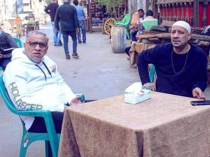 محمد سعد والسبكى