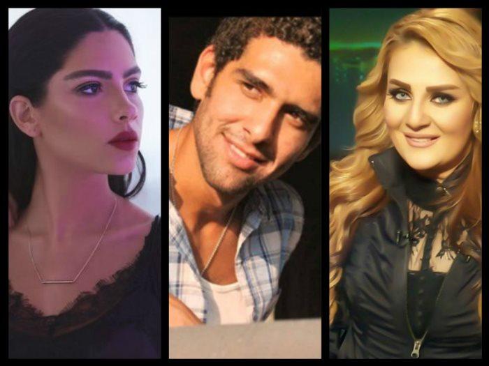 رانيا محمود ياسين ومحمد كيلانى وهدى المفتى