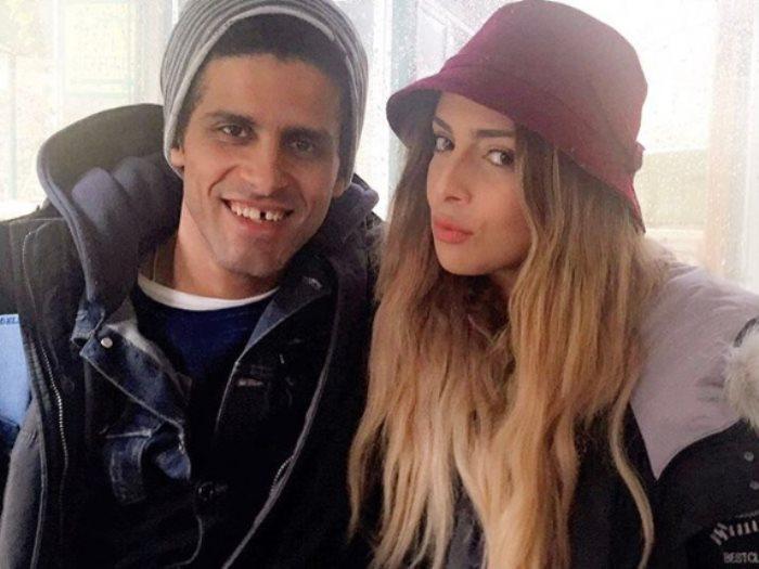 إسراء عبد الفتاح و حمدى المرغنى