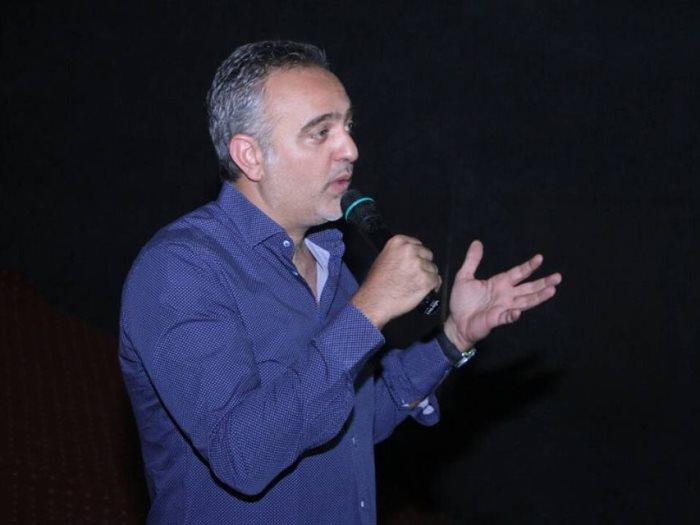 محمد حفظى رئيس المهرجان
