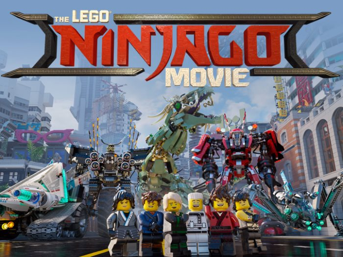 The Lego Ninjago