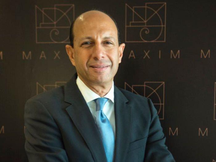المهندس وائل أمين الرئيس التنفيذى لشركة مكسيم اوتوموتيف